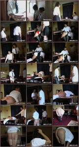 Private Inspection   Spanking
