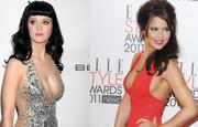 Katy Perry vs Cheryl Cole