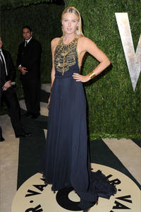 Maria Sharapova @ 2013 Vanity Fair Oscar Party 2/25/13