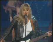 Samantha Fox - Hot Lovin (Live)