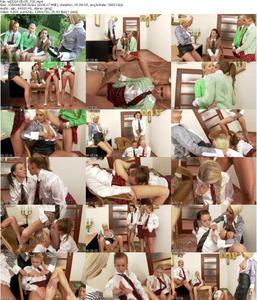 schoolgirl punished piss
