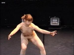 Mette Ingvardsen Actress Public Naked
