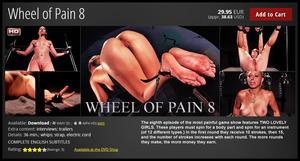 Elite Pain: Wheel of Pain 8