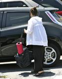 Алисса Милано, фото 2649. Alyssa Milano leaves baby yoga in Calabasas, july 21, foto 2649