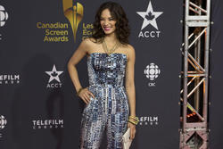 kristin kreuk at Canadian Screen Awards 03/03/2013