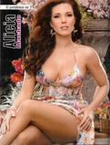 "Venezuelan Hottie Alicia Machado showS AsS/LegS  on ""TV Notas"" Scans HQ x 5"