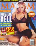 Kristen Bell HQ Maxim Scans Foto 314 (Кристэн Бэлл Штаб Максим Сканы Фото 314)
