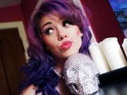 Skye Sweetnam - Photoshoot In Her Bedroom - July 31, 2012 (Beautiful Eyes!) (2xMQ)