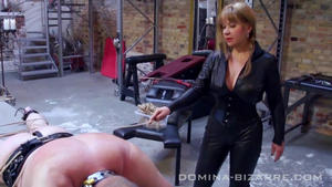 Domina-Bizarre: Lady Mercedes - Need for training (Part 2)