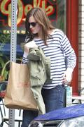 Мэнди Мур, фото 3381. Mandy Moore - leaving Little Dom's restaurant in California 02/15/12, foto 3381