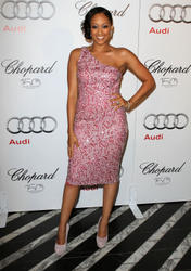Tia Mowry - Attends Audi's Cocktail Party To Kick-off Emmy Week